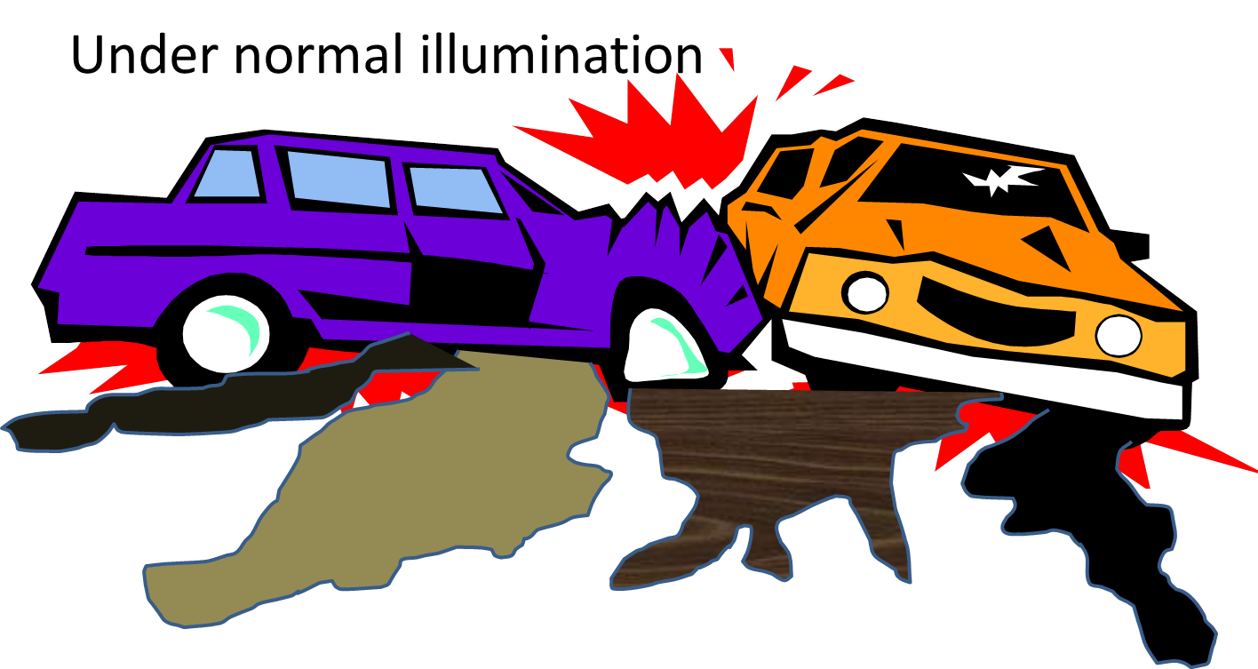 Car Accident Drawing