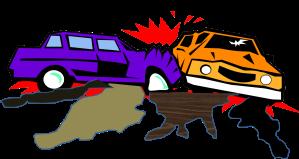 car crash normal