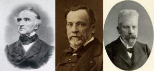 Leibig Pasteur Buchner