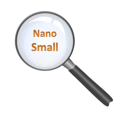 nanosmall