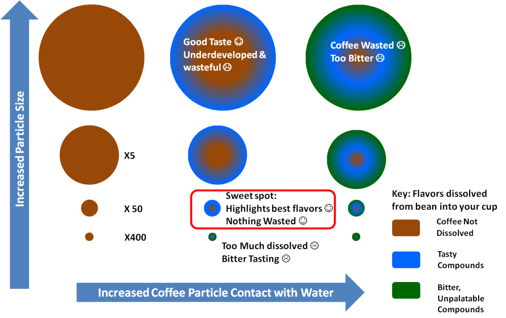 How to Avoid Bitter Coffee and Why it Exists in the First Place - a scientific look at brewing (3/3)