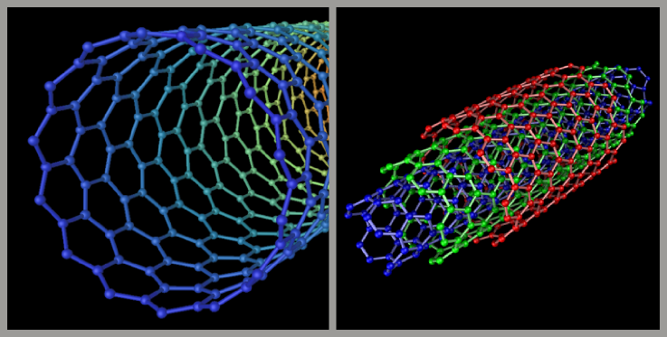 3 - single vs multi walled carbon nanotubes