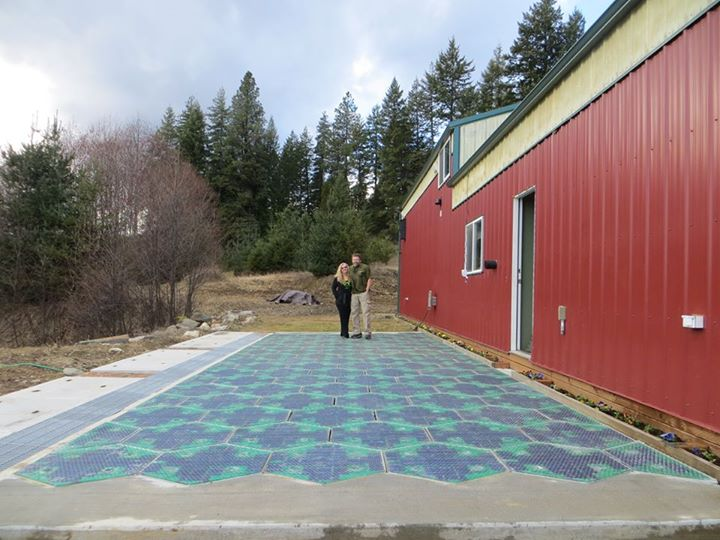 Solar Roads: the Science, Potential, and Lingering Questions (1/4)