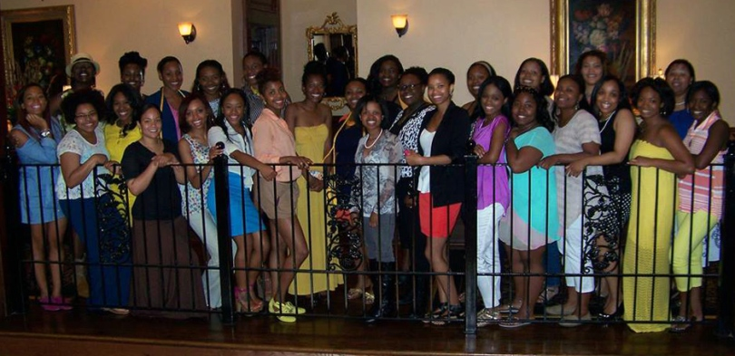 Spelman College Department of Chemistry graduates, class of 2013
