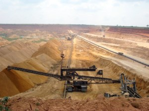 Mining for phosphates. Image source.