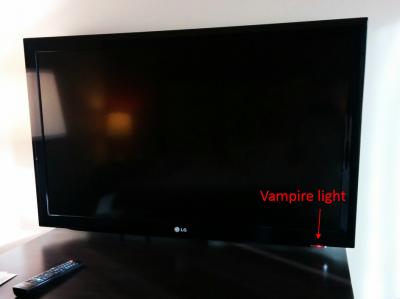 TV-vampire
