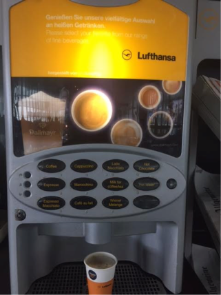capuccino machine