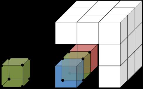 cubic crystal