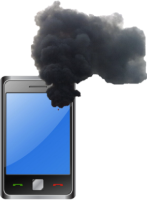 What's With All Those Flaming Cell Phones?  A Primer on Battery Safety