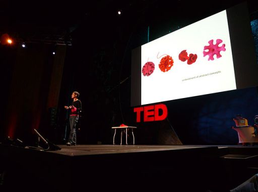 how to give a tedxd talk