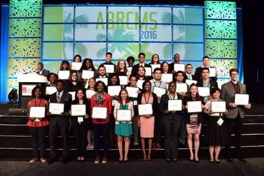ABRCMS awards