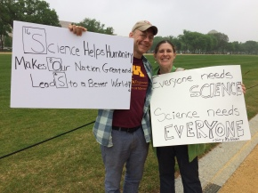 The March for Science: A CSN Photo Album