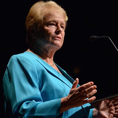 Dr. Gro Harlem Brundtland