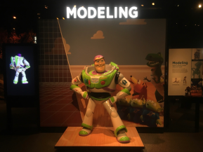 The Science Behind Pixar Exhibit: A Review