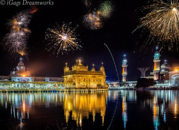 DiwaliFireworks