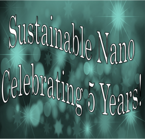 2017: Sustainable Nano Year in Review