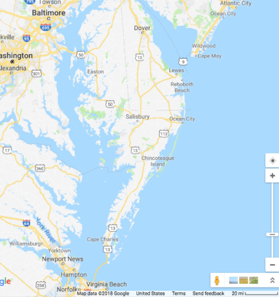 Chesapeake Bay On Map Of Usa.Agricultural Pollution In The Chesapeake Bay And What Is Being Done