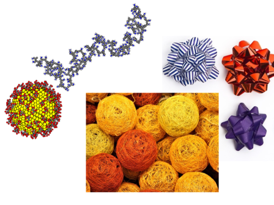 Holiday nanoparticle