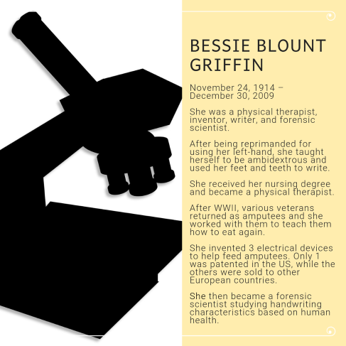 Bessie Blount Griffin