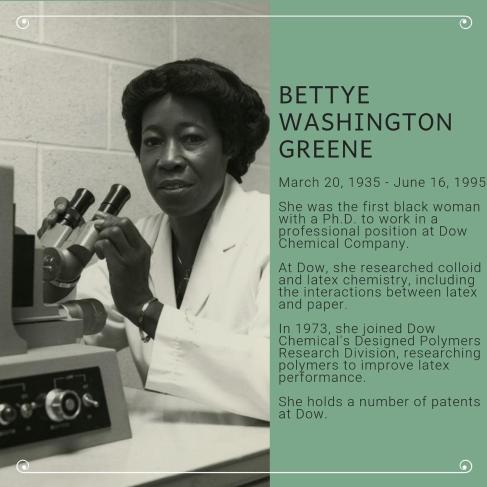 Bettye Washington Greene