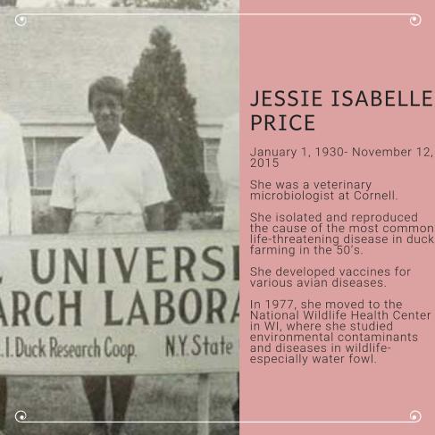 Jessie Isabelle Price
